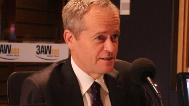 Article image for Bill Shorten tells Neil Mitchell he's a more 'credible' leader than Malcolm Turnbull