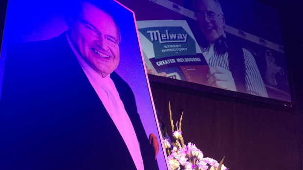 Article image for 3AW says goodbye to Bruce Mansfield