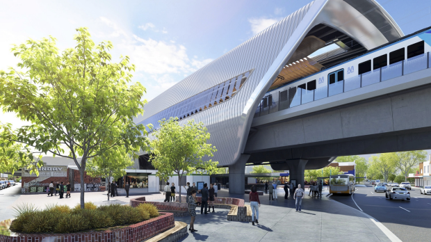 Article image for Carnegie mum left reeling over sky rail project after spending $140,000 on renovations