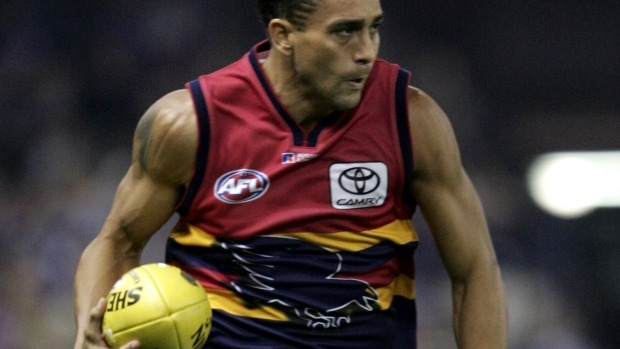 Article image for Matthew Lloyd ranks the five indigenous players to reach 300 AFL games