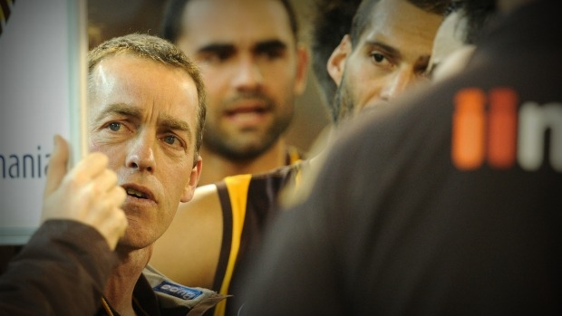 Article image for Alastair Clarkson signs three-year coaching extension with Hawthorn