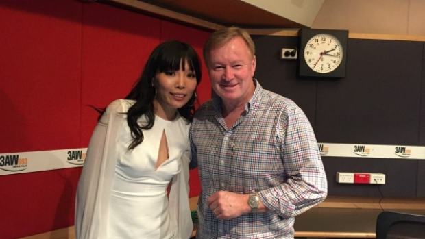Article image for Dami Im joins Denis Walter in studio