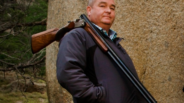 Article image for Neil Mitchell clashes with Shooters Party member over lever-action shotguns