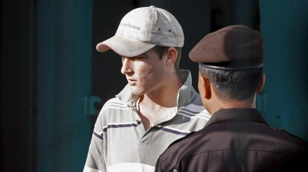 Article image for Bali Nine member Michael Czugaj allegedly caught with drugs in jail