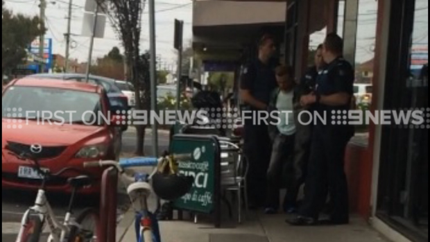 Article image for Son arrested after elderly woman found dead at Bentleigh home