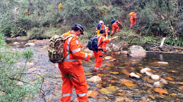 Article image for Missing hiker Taddeo Haigh has been found dead in bushland near Mansfield