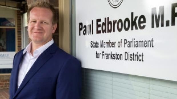 Article image for State MP Paul Edbrooke tells Tom Elliott about saving a stranger's life