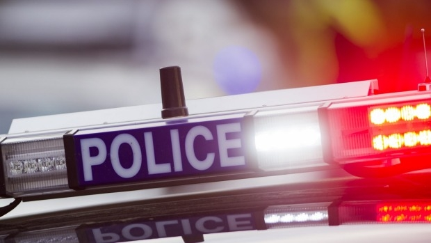 Article image for Man killed after car collides with truck at Ballan
