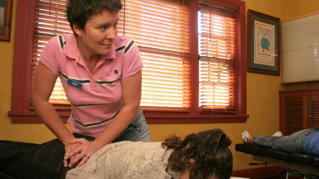 Article image for Chiropractors in the spotlight after video surfaces of baby being treated
