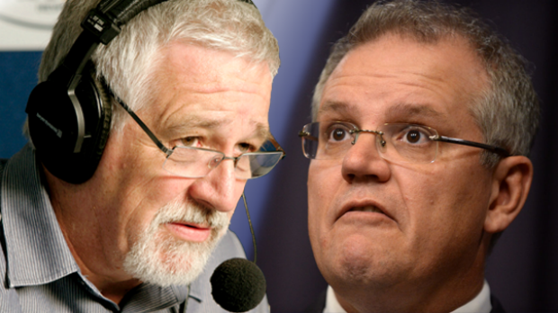 Article image for Neil Mitchell grills Treasurer Scott Morrison over the federal budget