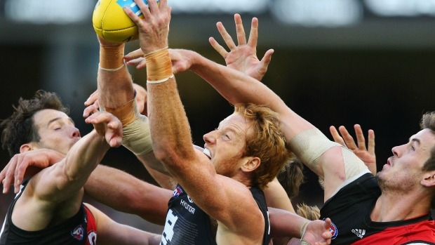Article image for Andrew Phillips and Sam Kerridge 'very sore' and set to miss Collingwood clash