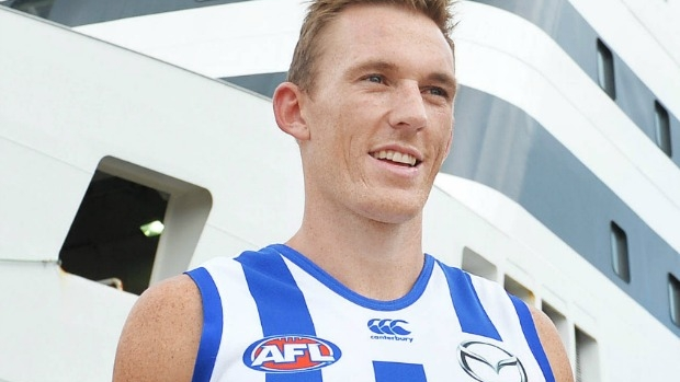 Article image for It's monotonous, but it's working for North Melbourne