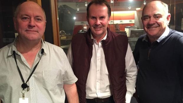 Tony Jones celebrates 30 years at Channel 9 News