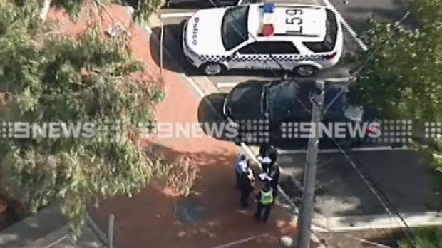 Article image for Man taken to hospital after fight outside Werribee cafe