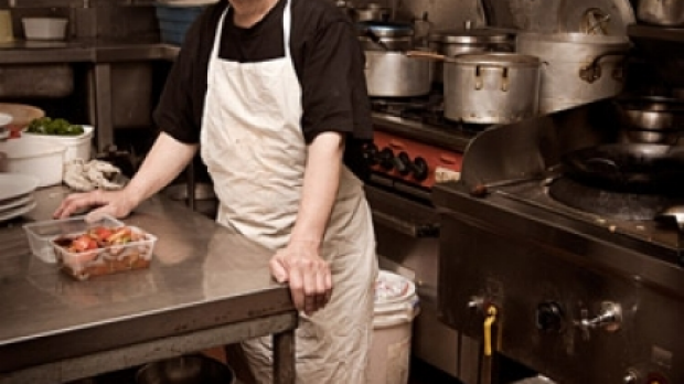 Article image for Footscray restaurant owner Jim Wong has died