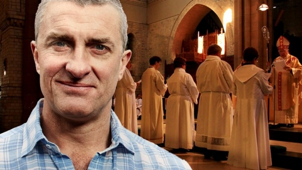Article image for Tom Elliott says planned memorial mass for disgraced bishop 'disgusting'
