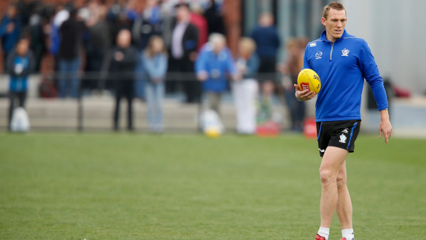 Article image for Matthew Lloyd says North Melbourne should move Petrie, Dal Santo, and Firrito on