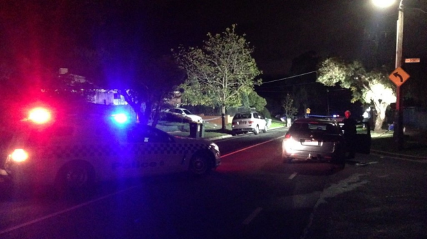 Article image for Police are investigating after three men were shot at Westmeadows overnight