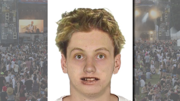 Article image for Police are hunting for a man who sexually assaulted a woman at a music festival