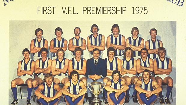 Article image for Calls for Ron Barassi's memorabilia to be displayed in a permanent exhibition