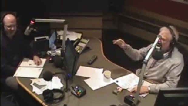 Article image for Mitch of Mitcham prank calls 3AW Nightline