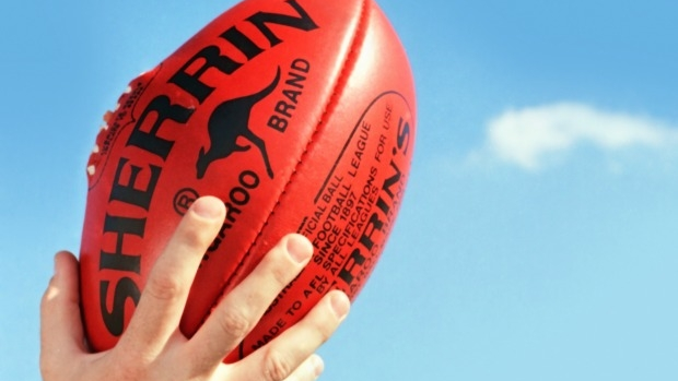 Article image for New 'sweet spot' Sherrin footy to be released