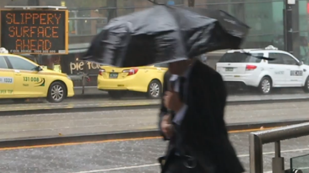 Article image for A severe weather warning has been issued for parts of Victoria