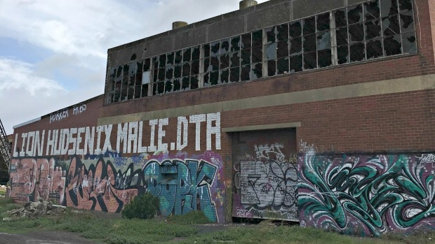 Article image for Neil Mitchell may have found the most rundown place in Melbourne