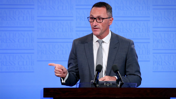 Article image for The King-maker: Greens leader Richard di Natale looms as key election player