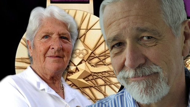 Article image for Dawn Fraser backs Neil Mitchell campaign to present Jared Tallent his Gold Medal on AFL Grand Final day