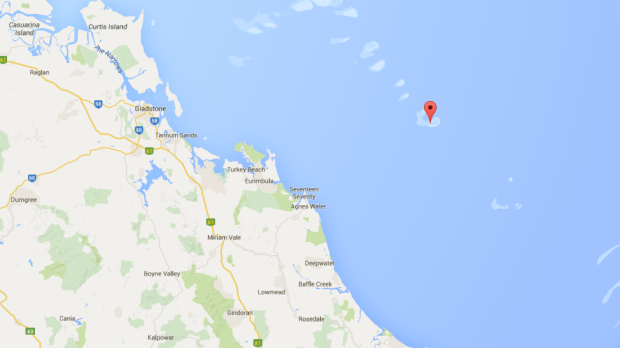 Article image for Boat on fire reportedly sinking off Queensland coast