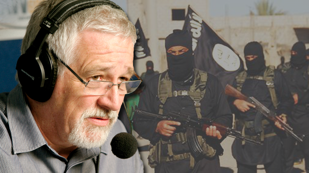 Article image for Neil Mitchell previously spoke with alleged terrorist Kadir Kaya whose attempt to flee to Syria was halted by authorities