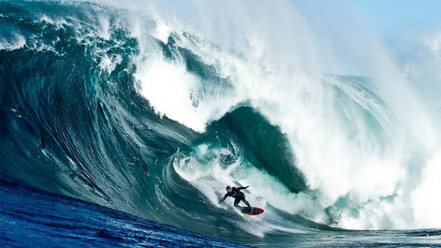 Article image for Ross Clarke-Jones discusses the business of surfing