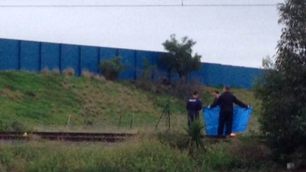 Article image for Two men dead after being hit by a train in Altona Meadows overnight