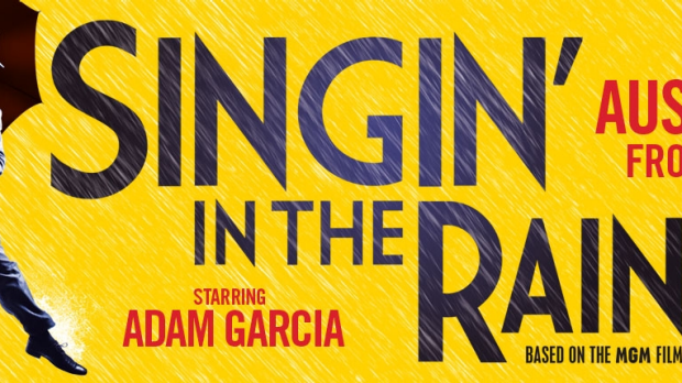 Article image for 'Singin' in the Rain' is now playing at Her Majesty's Theatre