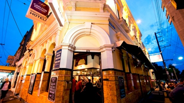 Article image for Pub of the Week: Spread Eagle Hotel