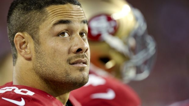 d82aa1b20 Jarryd Hayne quits NFL to pursue Olympic dream