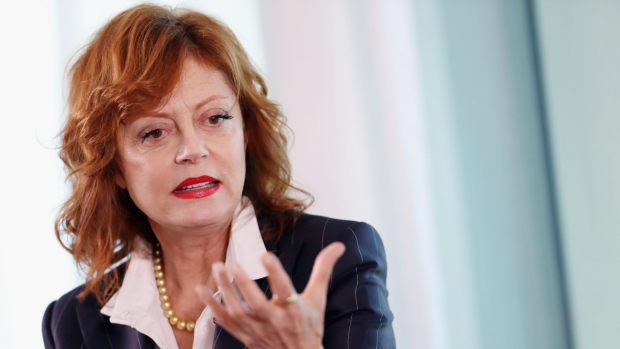 Article image for Donna Demaio chats with Susan Sarandon about her new movie 'The Meddler' and Donald Trump