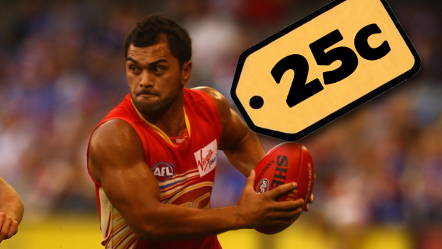 Article image for Suns Chairman says he wouldn't have spent 25 cents on Karmichael Hunt