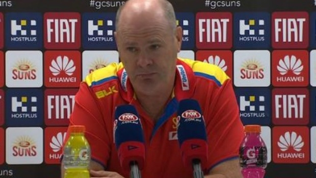Article image for Suns could be set for end of season decision: Lloyd