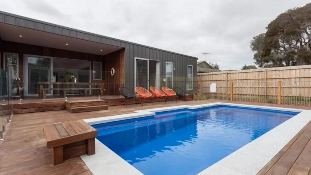 Article image for Rye residents fed up with luxury 'party house' being rented online