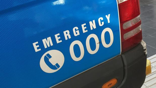 Article image for #ThanksAmbos: Gisborne mum thanks paramedics after toddler stops breathing