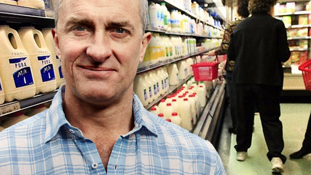 Article image for The milk levy crisis is a global issue, buying non-supermarket branded milk will not help