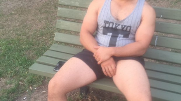 Article image for A quick-thinking jogger snapped a photo of a flasher in a park at Doncaster East