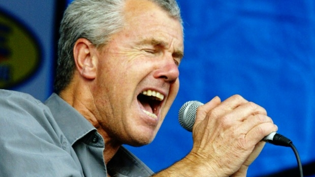 Article image for Does Daryl Braithwaite ever get sick of singing The Horses?