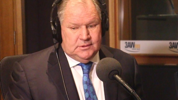 Article image for Lord Mayor Robert Doyle's message to homeless protesters at City Square