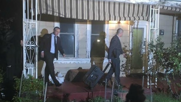 Article image for AFP raid Labor office and home of staffer