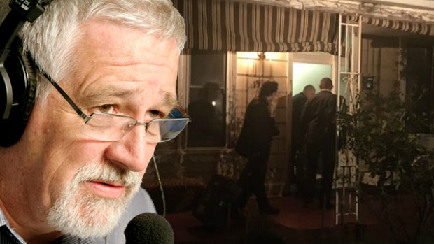 Article image for Neil Mitchell on the 'grubby' possibilities of the AFP raids