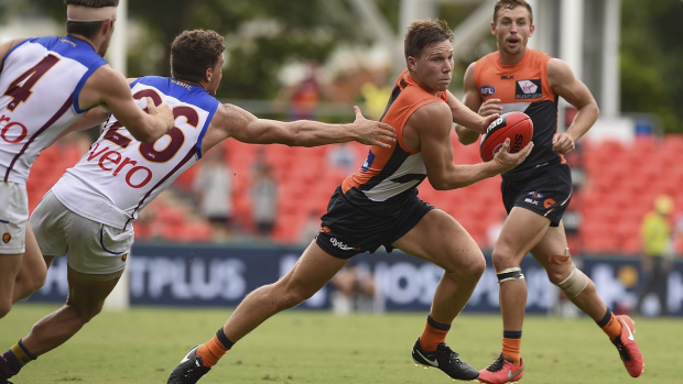 Article image for GAME DAY: GWS Giants v Western Bulldogs at Spotless Stadium | 3AW Radio