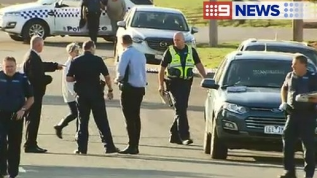 Article image for Man shot in head at Bacchus Marsh, duo charged with murder